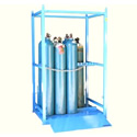 Gas Cylinder Storage Multiple Use
