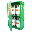 Gas Cylinder Storage 4 x 9kg Cylinders