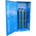Gas Cylinder Storage 2 x 45kg Cylinders