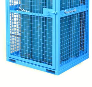 Picture of Forkliftable Base to Suit Security Gas Storage Cage AGC01C